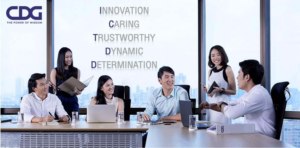 เราภาคภูมิใจ ที่ได้ทำงานในฐานะหนึ่งในผู้ร่วมผลักดันระบบสารสนเทศของประเทศไทยให้มีศักยภาพเทียบเท่าในระดับสากล และเป็นผู้อยู่เบื้องหลังในการจัดทำโครงการใหญ่ระดับชาติต่างๆ ของทุกภาคส่วน ซึ่งคนไทยทุกคนได้ใช้บริการของเราเป็นประจำทุกวัน